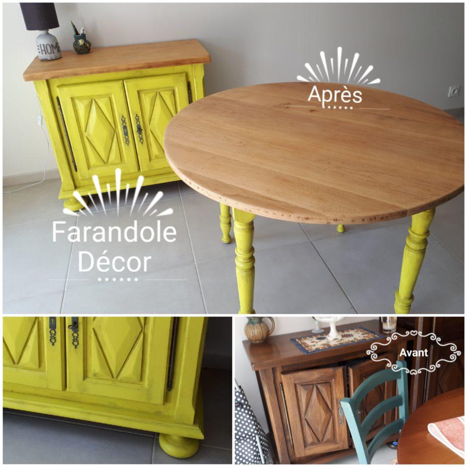 Patine Effet Bois Flotté patines decoratives - farandole décor